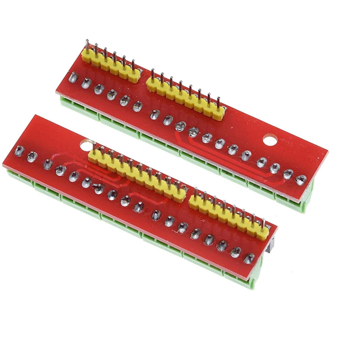 Shield Borne Terminal De Parafuso Extensor para Arduino Uno R3