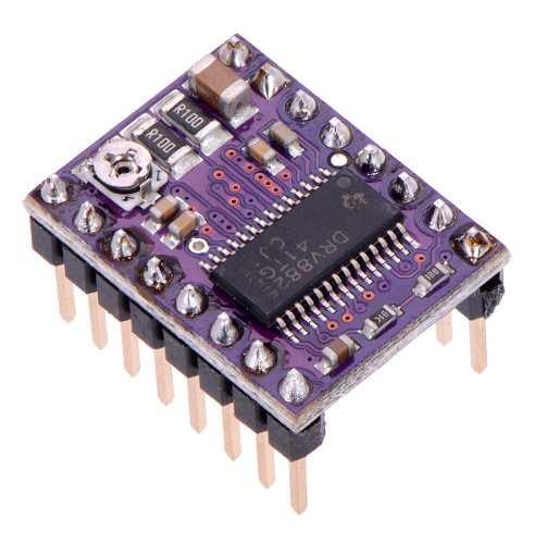 Shield CNC V3 + 4x DRV8825 + 4x Dissipadores