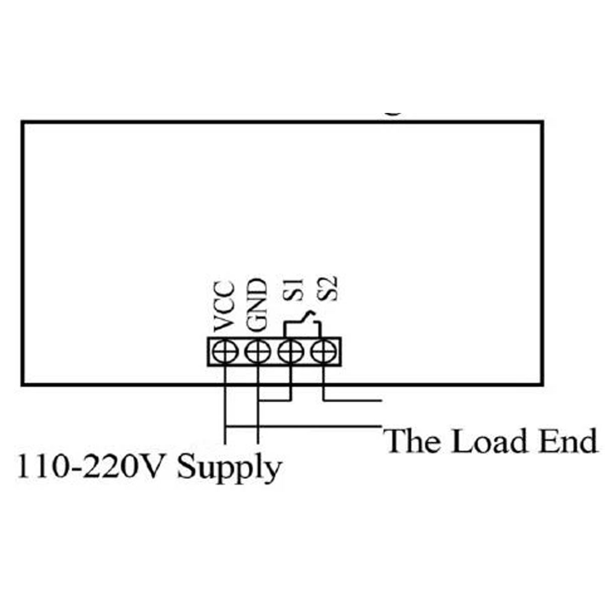 Termostato Digital W3230 110/220 VAC Bivolt - Controle De Temperatura