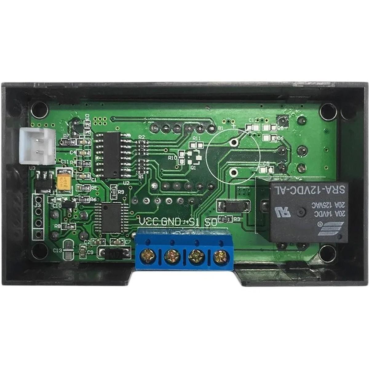 Termostato Digital W3230 12v - Controle De Temperatura
