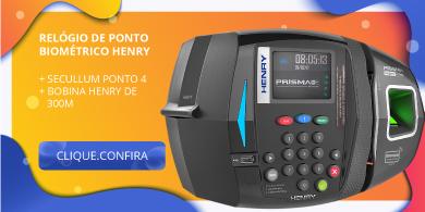 Henry Biométrico Prisma