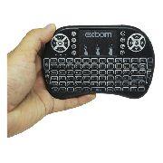 - Mini Teclado Touchpad Wireless Wifi Sem Fio Tv Smart Usb