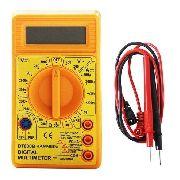 - Multímetro Digital Dt-830b Portátil Profissional + Bateria