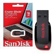 Pen Drive Sandisk 32gb Cruzer Blade Usb 2.0 Pendriver Driver