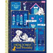 Caderno Universitário Disney Clássicos 10 Matérias Capa Dura