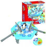 Brinquedo jogo de tabuleiro de roleta - Pinguim não cai