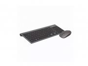 Combo Wireless C3tech Teclado + Mouse 2.4 Business K-w510sbk