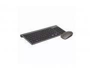 Combo Wireless C3tech Teclado + Mouse 2.4 Business K-w510sbk