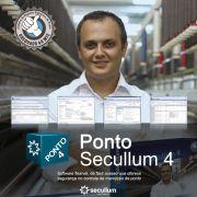 Software De Tratamento De Ponto Secullum 4