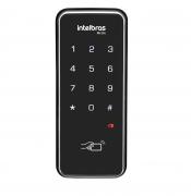 Fechadura digital de sobrepor touch screen FR 201  Intelbras
