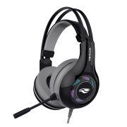 Fone Microfone Gamer Heron Ii Ph-g701bkv2 Preto - C3 Tech *