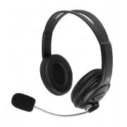 Headset Basic Fone de Ouvido Maxprint USB 2.0 Com Microfone / Cabo 1,9m e Haste Ajustavel