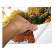 Papel foto adesivo A4 135g glossy papel fotográfico brilhante resistente a água 20 folhas