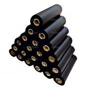 Ribbon De Cera 110x74 G42 Para Impressora Zebra Argox - 12 unidades