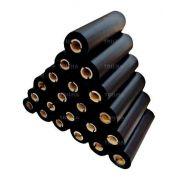 Ribbon De Cera 110x74 para Impressoras de etiqueta Zebra Argox Elgin 12 unidades