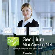 Secullum Mini Acesso.net Um Controlador De Acesso