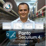 Software De Tratamento De Ponto Secullum 4 + suporte remoto
