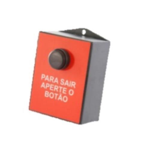 Botão De Saída Ac2651 Intelbras