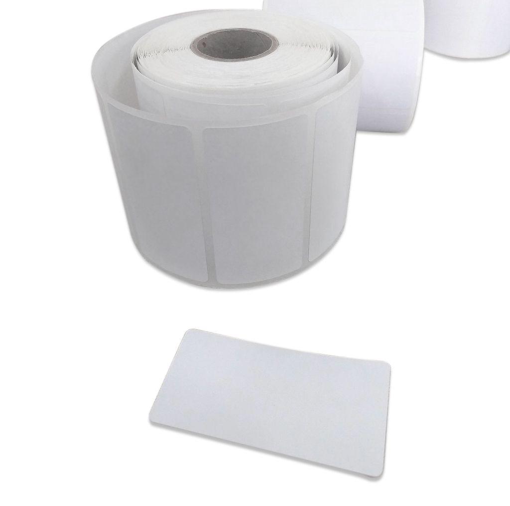 Caixa de Etiqueta Térmica Balança 60x30 Filizola 20 Rolos