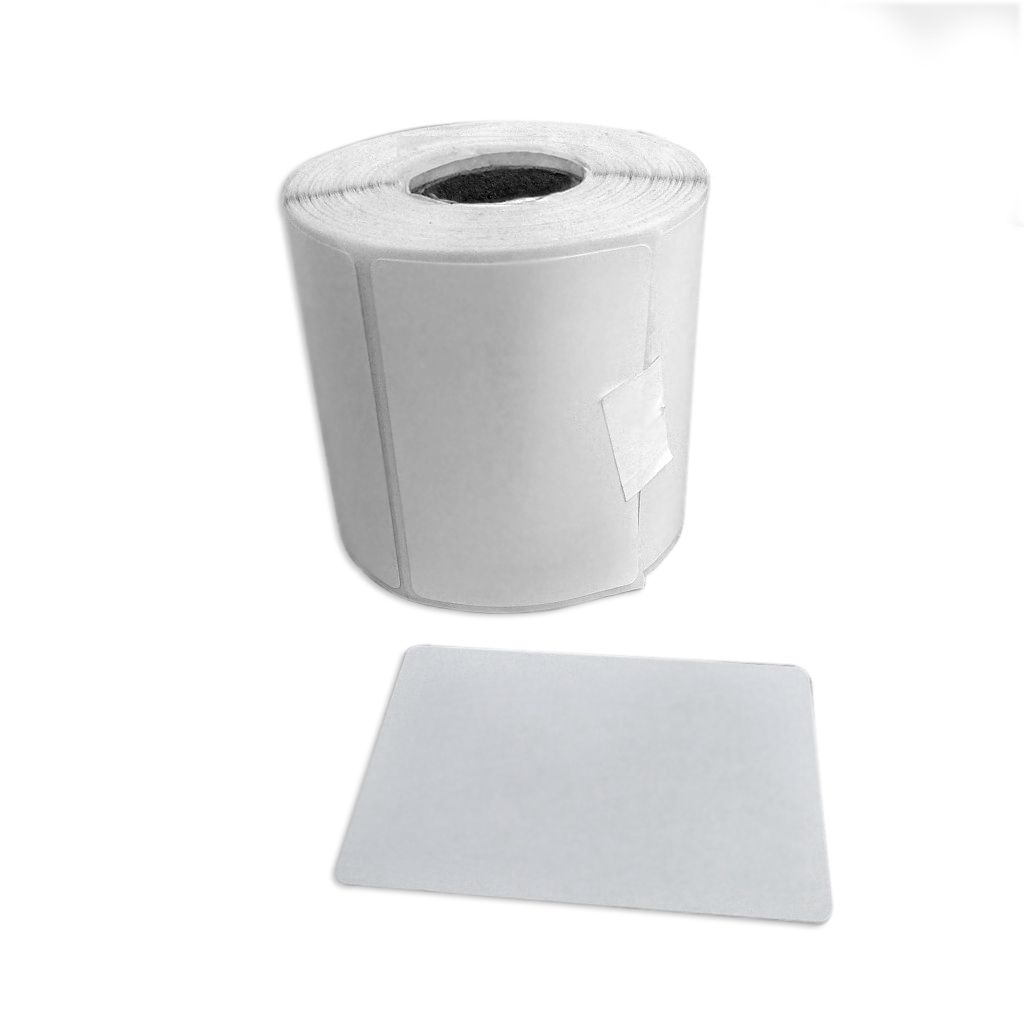 Caixa de etiqueta térmica para balança Filizola 60x40 20 Rolos