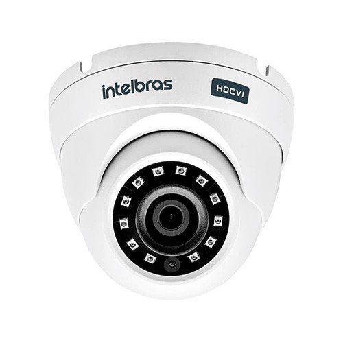 Câmera Intelbras Dome Vhd 3120D G4 2,6mm 20m 720p Multihd