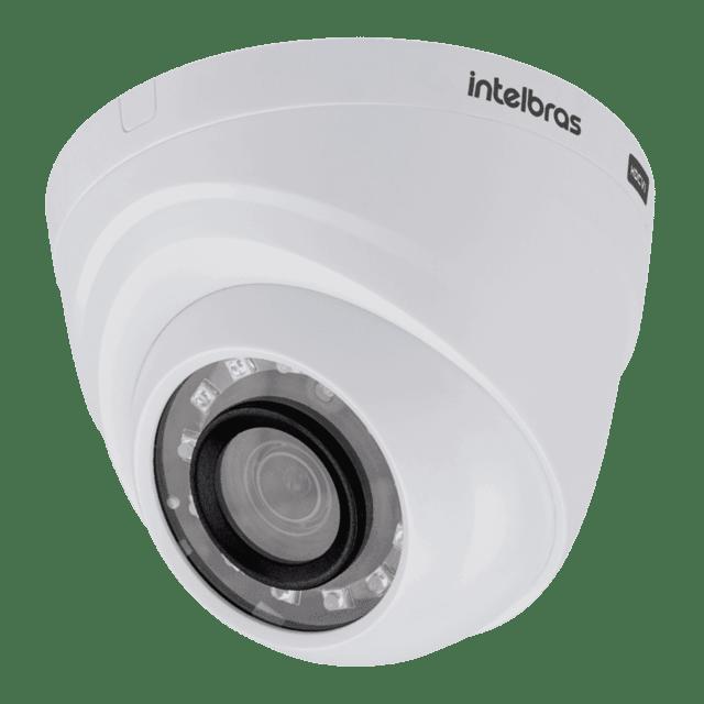 Câmera Intelbras Dome Vhd 1010D G4 3,6mm 10m 720p Multihd