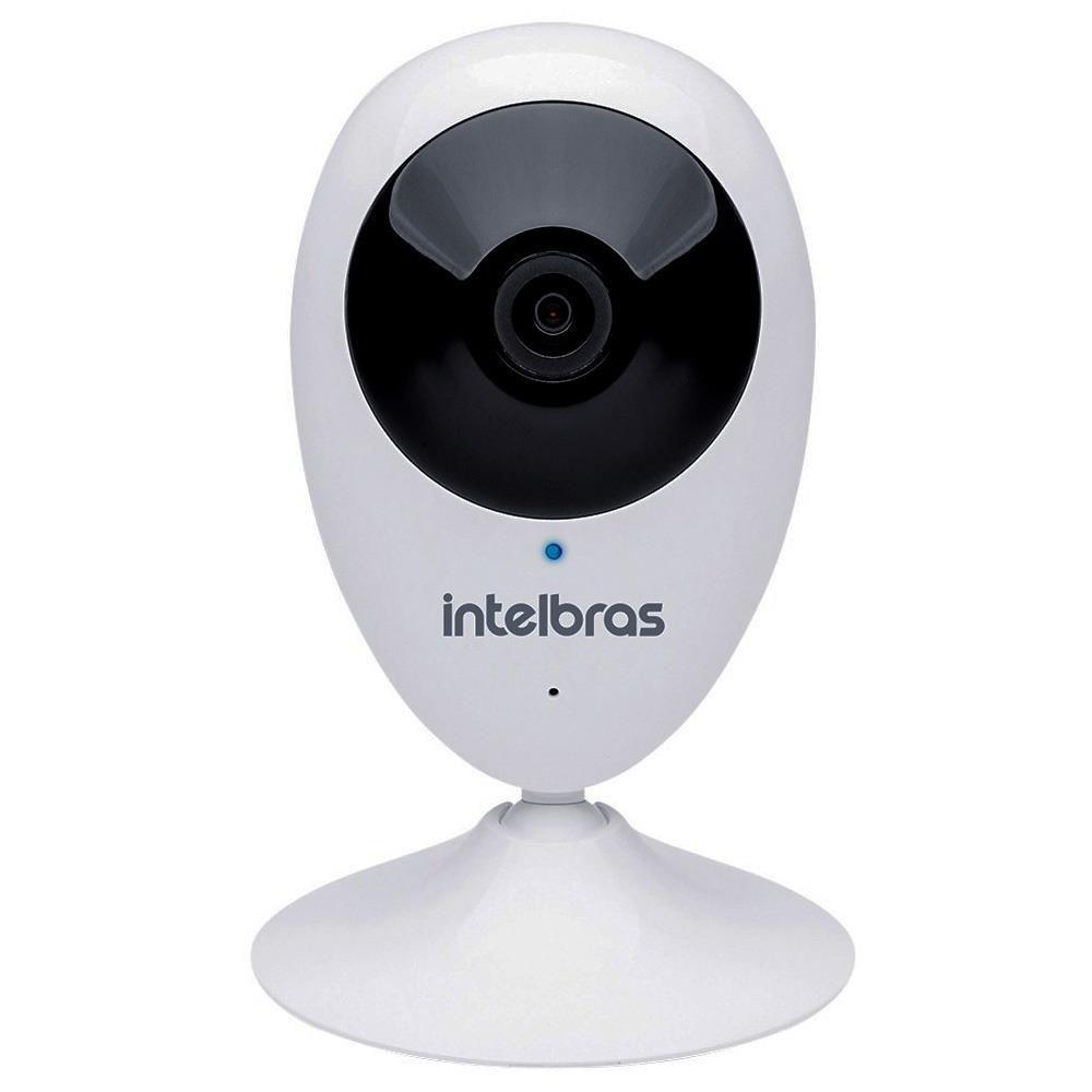 Camera Ic3 Intelbra Wifi Ip Mibo Hd 720p Segurança *