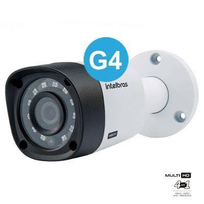 Câmera Intelbras Dome Vhd 1120B G4 3,6mm 20m 720p Multihd