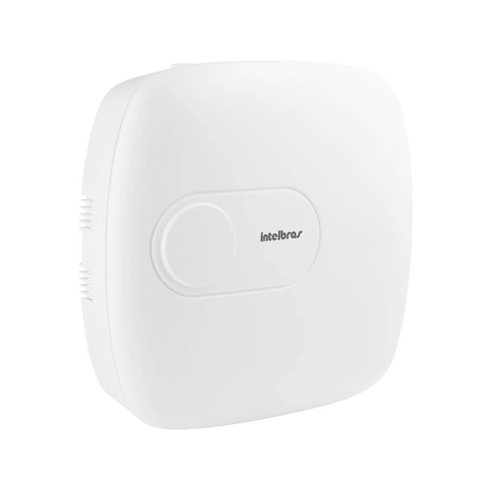 Central De Alarme Monitorada Amt 4010 Smart + Módulo GPRS Intelbras