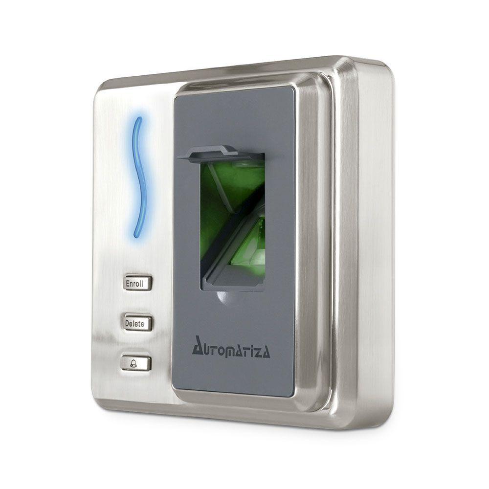 Controlador De Acesso Intelbras Rfid 125 Khz- Bio Inox Ss310
