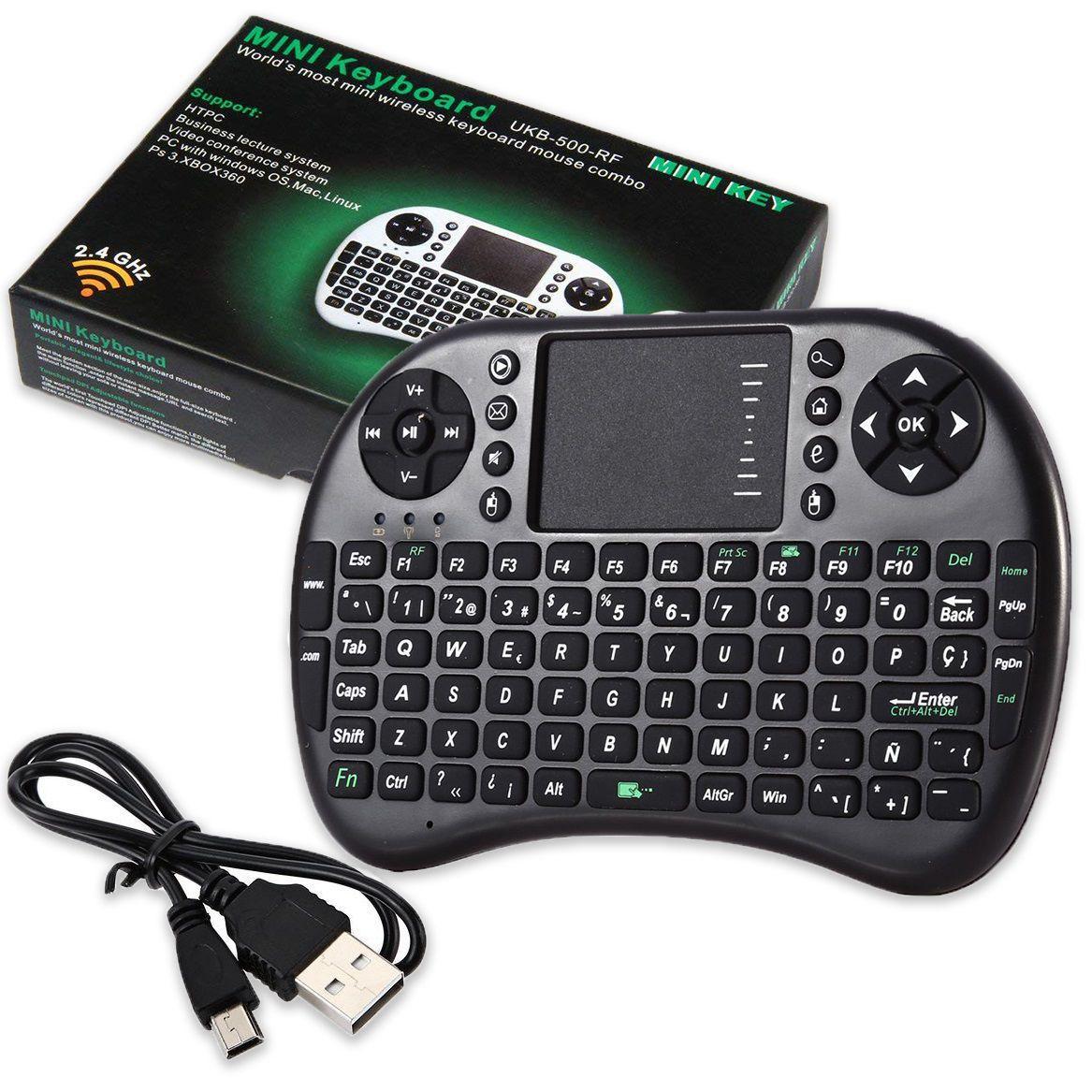 Tv Box Tx3 Mini 4k 2gb Ram 16gb Rom Original + Mini Teclado Bluetooth