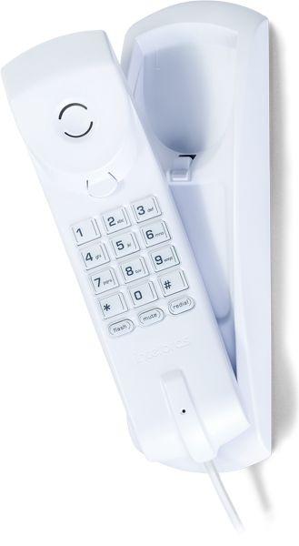 Telefone Tc20 Intelbras Com Fio Para Mesa Parede - Gondola TC 20