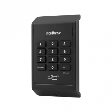 LEITOR RFID COM TECLADO XLT 1000 ID