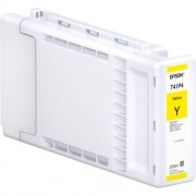 T41P4 - Cartucho Epson UltraChrome XD2 350ml - Amarelo