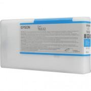 T6532 - Cartucho de Tinta Epson UltraChrome HDR 200ml - Ciano