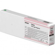 T8046 - Cartucho de Tinta Epson UltraChrome HD 700ml - Magenta Claro Intenso
