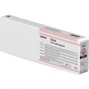 T8046 - Cartucho de Tinta Epson UltraChrome HD 700ml - Magenta Claro Intenso