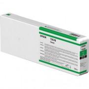 T804B - Cartucho de Tinta Epson UltraChrome HDX 700ml - Verde