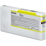 T9134 - Cartucho de Tinta Epson UltraChrome HDX 200ml - Amarelo