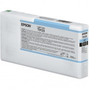 T9135 - Cartucho de Tinta Epson UltraChrome HDX 200ml - Ciano Claro