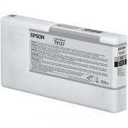 T9137 - Cartucho de Tinta Epson UltraChrome HDX 200ml - Preto Claro