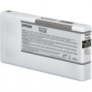 T9138 - Cartucho de Tinta Epson UltraChrome HDX 200ml - Preto Fosco