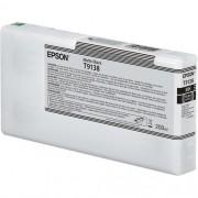 T9138 - Cartucho de Tinta Epson UltraChrome HDX 200ml - Preto Fosco