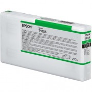 T913B - Cartucho de Tinta Epson UltraChrome HDX 200ml - Verde