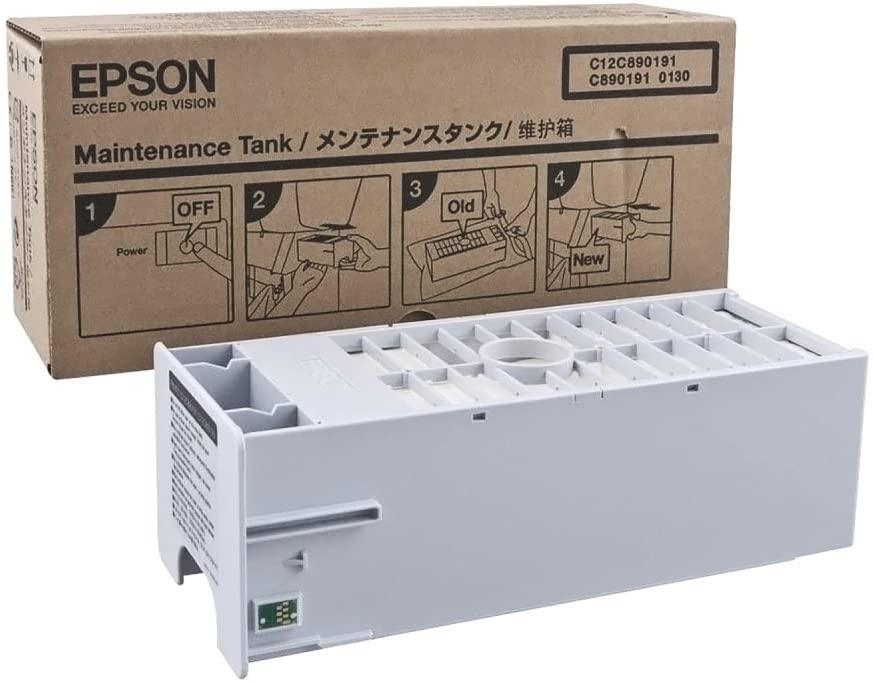 C12C890191 - Tanque de Manutenção Epson - SPx880/SP11880/ SPx890 /SPx900/T5470/T5470M