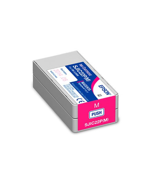 Cartucho - TM C3500 - Magenta
