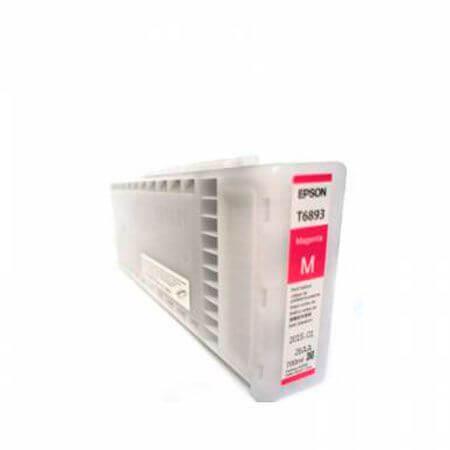 T689300 CARTUCHO TINTA SOLVENTE EPSON GS2 700ML - MAGENTA