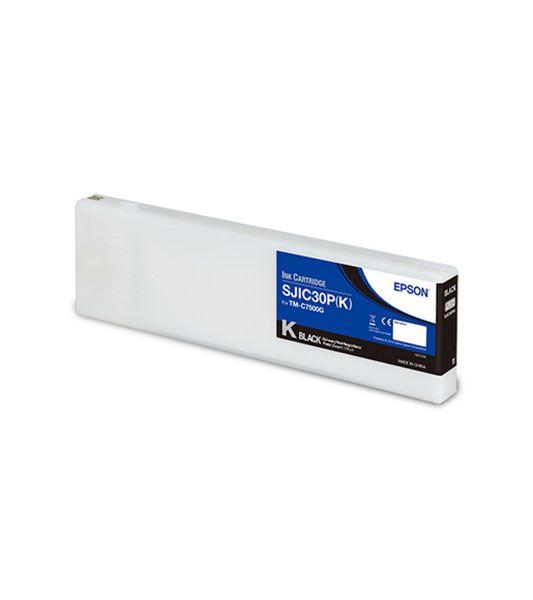 C33S020635 - Cartucho de Tinta Epson SJIC30P 250ml – Preto