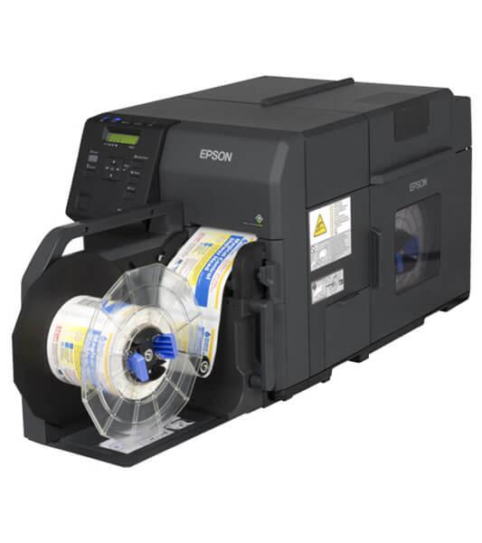 Impressora de Rótulos Epson® ColorWorks C7500G