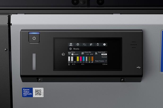 Impressora Industrial Epson® SureColor F3070